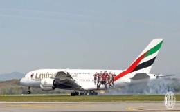 阿联酋航空将与AC米兰续约,赞助金额减少30%