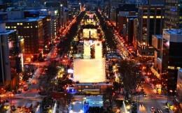 受新冠肺炎影响 日本札幌冰雪节减少70余万游客