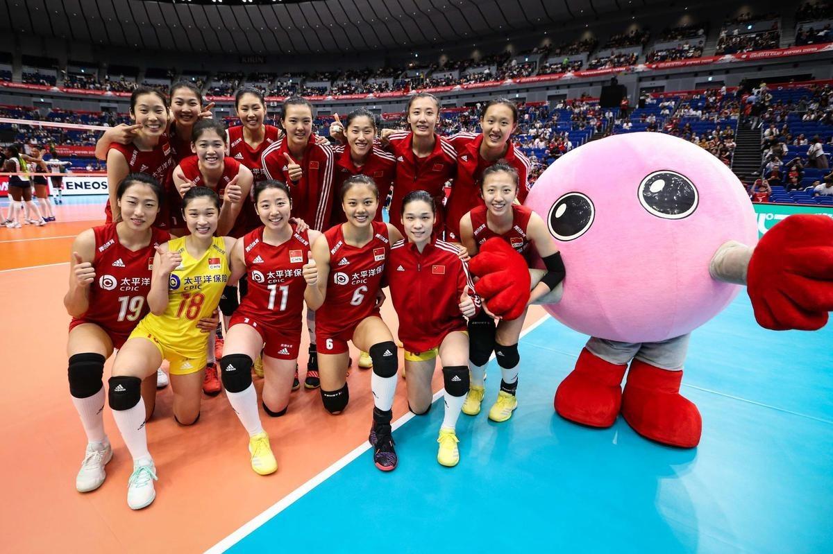 东京奥运女排赛程公布,中国女排首战土耳其