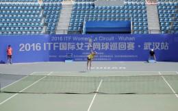 受疫情影响 ITF武汉站网球赛正式取消