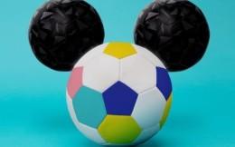 欧足联和迪士尼启动女子足球项目
