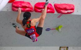 受新冠肺炎疫情影响,2020年亚洲攀岩锦标赛将重选承办地和日期