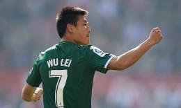 武磊收获西甲赛季个人第3球 社交媒体与逆境中人们共勉
