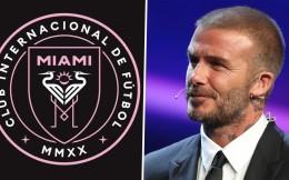 贝克汉姆为迈阿密国际队签下赞助 总价值1.8亿英镑