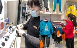 安踏集团40%门店已恢复营业,3万名员工线上开微店