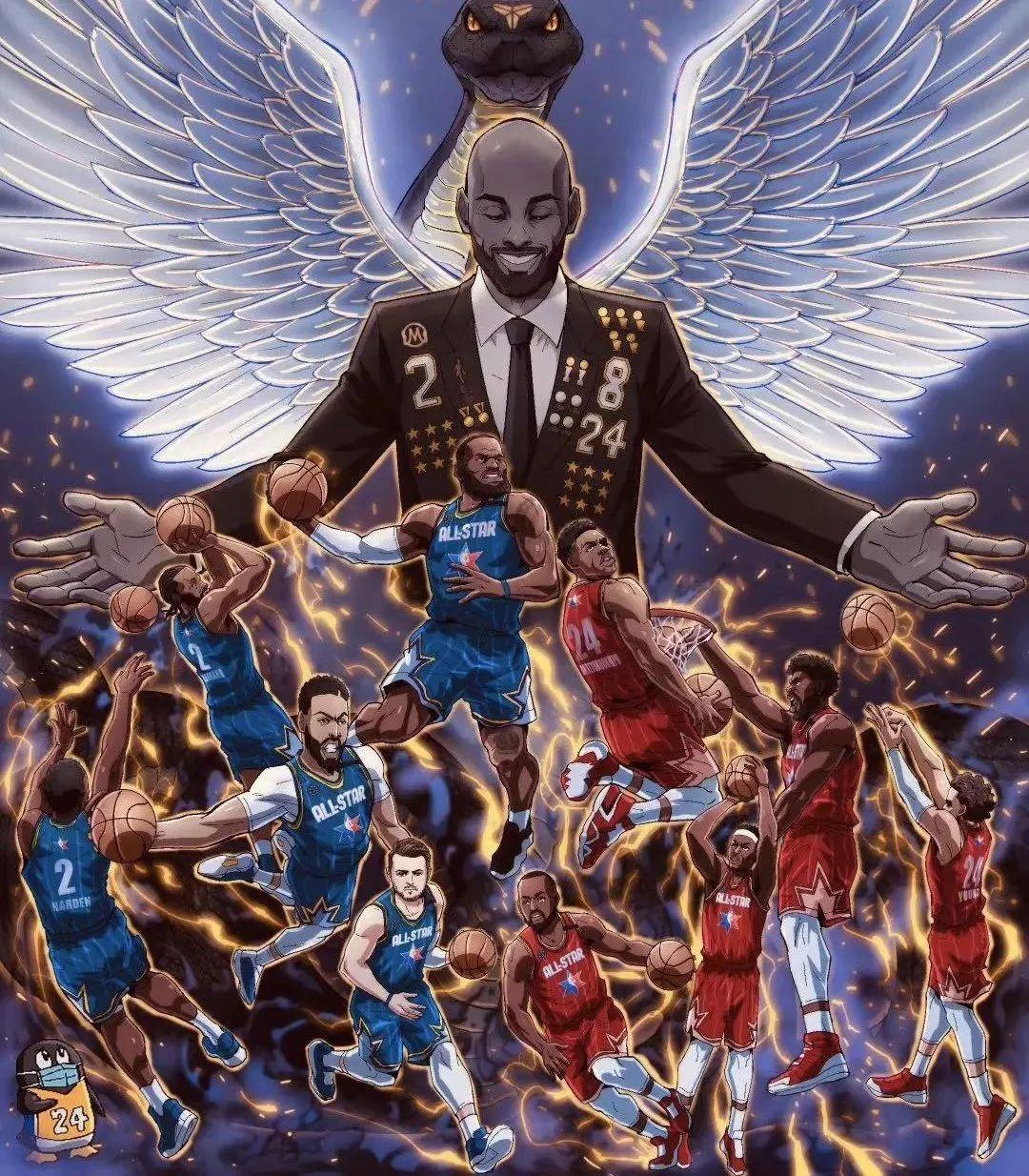 科比拯救全明星赛之余,为NBA在华破冰送出最后的助攻