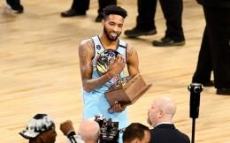 凭借扣篮大赛冠军 琼斯获得彪马多年代言合同