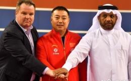 国际乒联向武汉捐赠300万物资