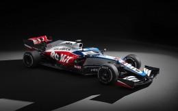 F1威廉姆斯车队新车FW43亮相