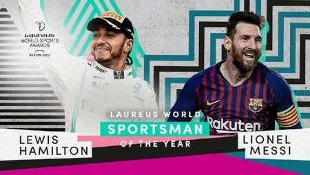 早餐2.19   梅西汉密尔顿分享劳伦斯最佳男运动员奖 国际乒联向武汉捐赠300万物资