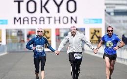 日本举行万人马拉松比赛 引中国网民担忧