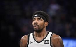 NBA篮网队宣布欧文因为肩膀手术赛季报销