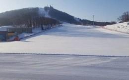 吉林长春庙香山滑雪场2月24恢复营业