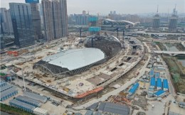 杭州亚运会40个在建场馆项目已有28个目复工