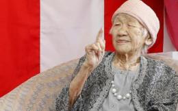 117岁全球最高龄老人成为东京奥运火炬手候选人