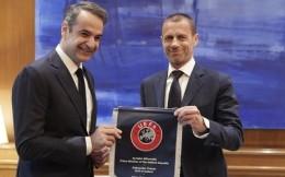 希腊政府与欧足联签署协议 整顿混乱的希腊足球