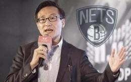 篮网队老板蔡崇信为抗击疫情捐款2500万元