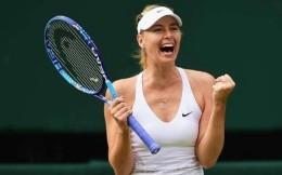 32岁莎拉波娃宣布退役 正式结束网球生涯
