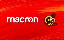 意大利运动品牌Macron成为西班牙足协裁判服装赞助商