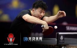 乐动体育成为2020年三站国际乒联世界巡回赛赞助商