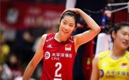 中国排协公布排超最佳阵容 朱婷斩获MVP及最佳主攻