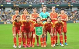 中国女足回国 与韩之战或将六月举行