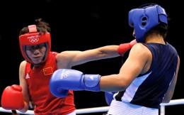 中国拳击队获得四张东京奥运会入场券