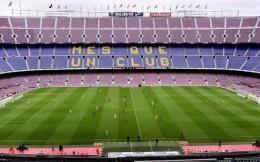 欧冠比赛巴萨禁止那不勒斯球迷购票 空场将损失450万欧