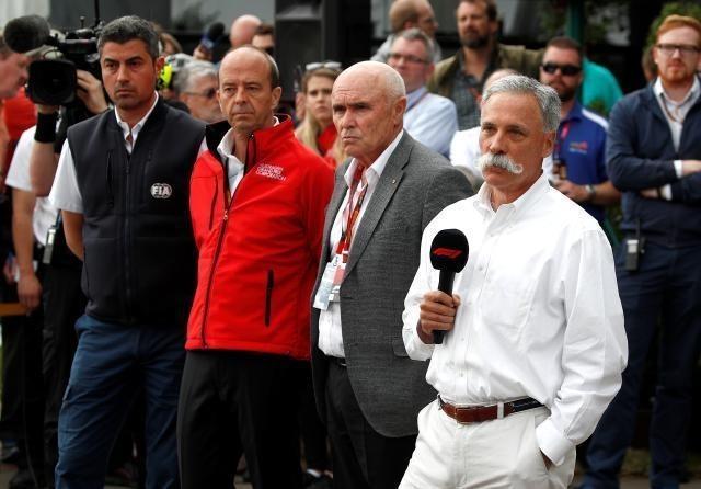 揭幕战取消之后,F1宣布巴林站和越南站将延期