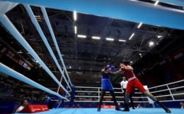 奥运拳击欧洲区资格赛仅进行三天就被喊停
