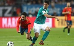 受新冠肺炎影响 德国与西班牙友谊赛取消