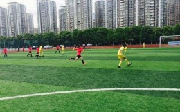 苏州印发足改意见 2035年足球人口达百万