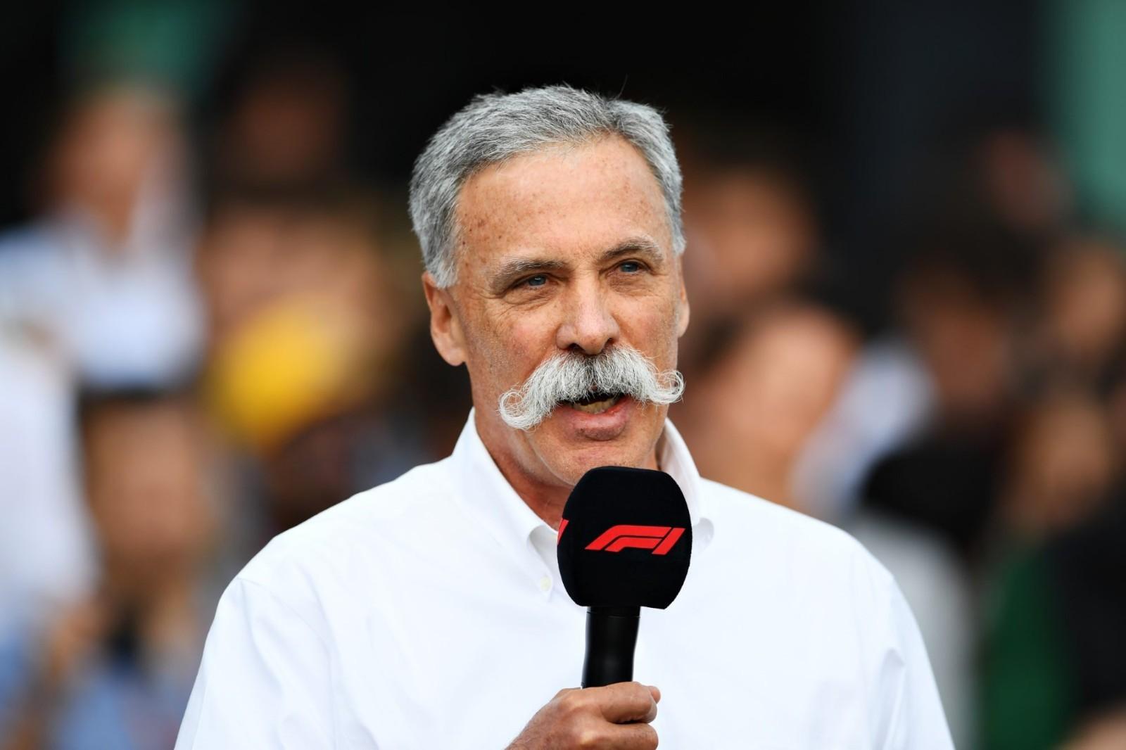 F1 CEO发表声明:修订后的2020赛季将有15-18场比赛