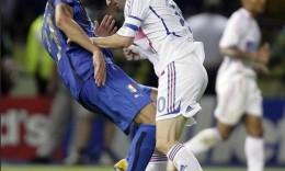 马特拉齐拍卖06年世界杯冠军球衣 资金用于抗击疫情