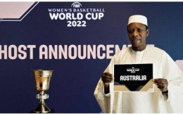 澳大利亚将举办2022年女篮世界杯