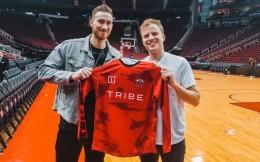 电竞公司Tribe Gaming获得种子资金100万美元  NBA球星海沃德和WWE明星切萨罗提供支持