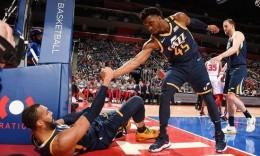 戈贝尔和米切尔均已痊愈 NBA前三例确诊全部康复