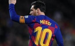 巴萨队员降薪细节曝光:梅西每月降薪500万欧元