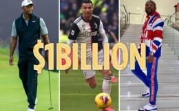 足坛历史第一人!C罗总收入将达到10亿美元