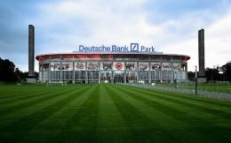 """法兰克福俱乐部主场将更名为""""德意志银行公园球场"""""""