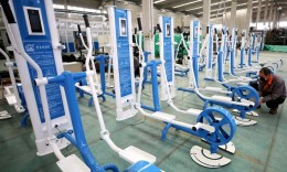 """河北体育企业向援鄂医疗队员捐赠总价值849.48万元""""健身大礼包"""""""