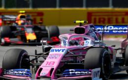 官宣!F1赛点车队2021年更名为阿斯顿·马丁
