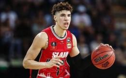 18岁当老板!NBA热门新秀三球买下自己效力的澳大利亚球队