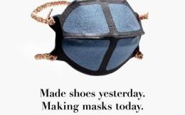 New Balance官方宣布将扩大口罩生产量