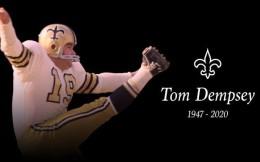 NFL传奇球星因新冠肺炎去世享年73岁