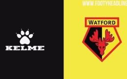英超沃特福德今夏更换球衣赞助商 卡尔美或将取代阿迪达斯