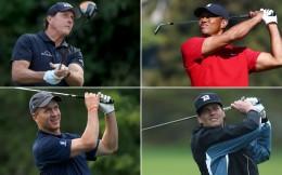 高尔夫虎王大战NFL史上最强 四大巨星跨界出战抗疫慈善赛