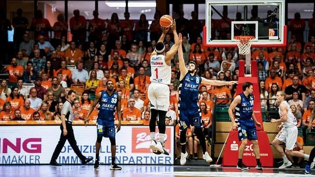 德国篮球联赛欲以杯赛形式复赛 7队选择退出