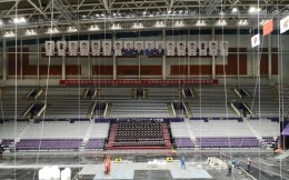 辽篮主场全面升级并安装斗屏 或计划未来承办CBA全明星赛