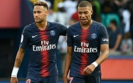 大巴黎获本赛季法甲冠军 联赛仍保持升降级制度